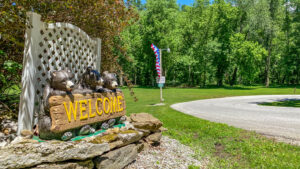 the RV Park + Awesome Staff are here to make life long friends