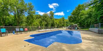 20x40 Stainless Steel Pool